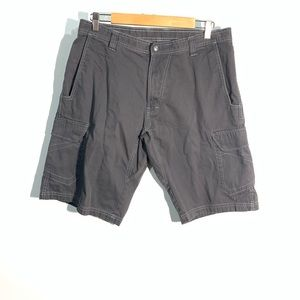 Prana hiking cargo shorts